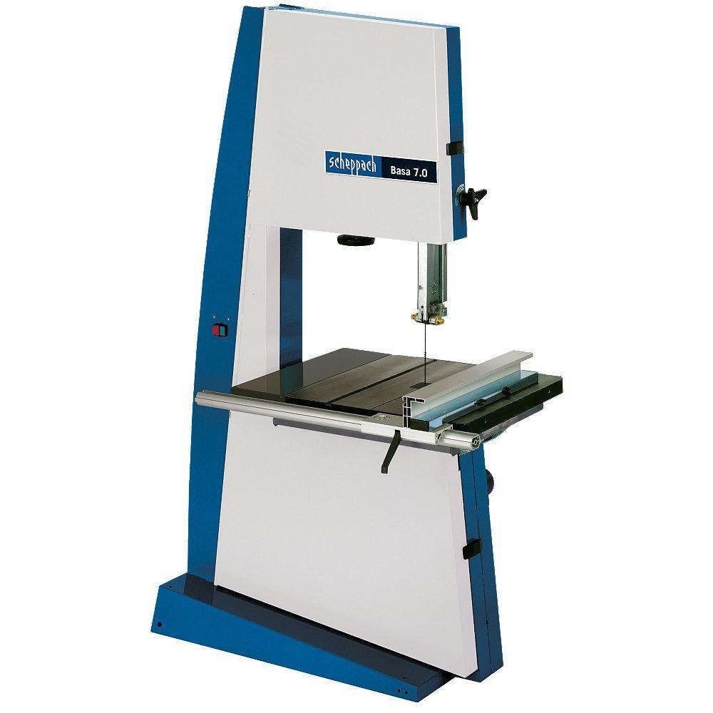 Ленточнопильный станокScheppachBasa 7.0 (380 V)