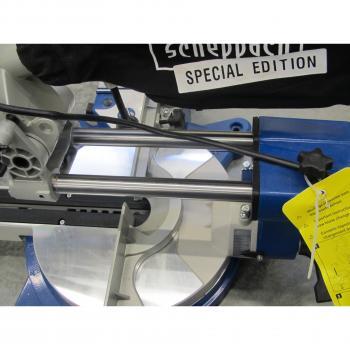 Торцовочно-усовочная пилаScheppachHM 80 MP - slide5