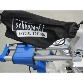 Торцовочно-усовочная пилаScheppachHM 100 MP - slide6