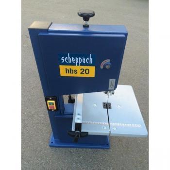 Ленточнопильный станокScheppachHBS 20 (220 V) - slide3