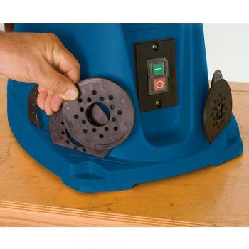 Осцилляционный шпиндельный шлифовальный станокScheppachOSM 100 - slide2