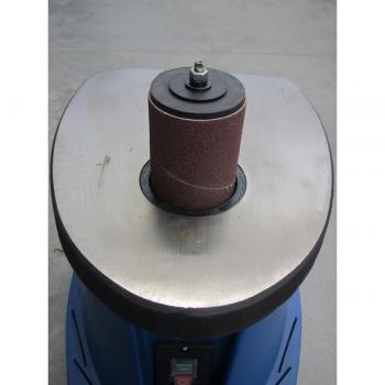 Осцилляционный шпиндельный шлифовальный станокScheppachOSM 100 - slide5