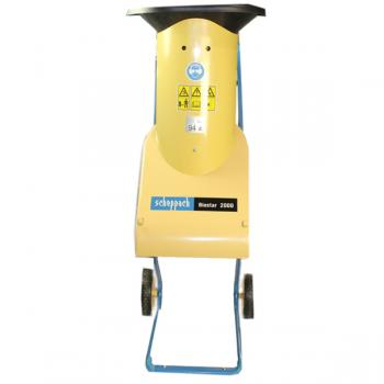 ИзмельчительScheppachBiostar 2000 - slide4
