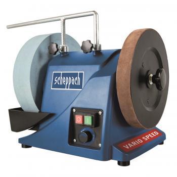 Шлифовально-полировальный станокScheppachTiGer 3000VS - slide2