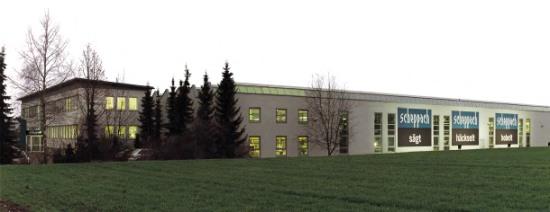 Завод Scheppach в Германии